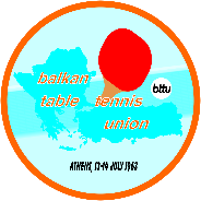 XXV YOUTH BALKAN TABLE TENNIS CHAMPIONSHIPS 2017